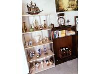 5 layer ikea shelf / bookcase