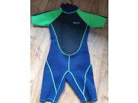 Wetsuit age 9-10