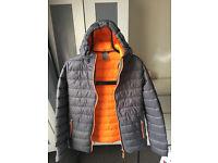 Womens Result Snow Bird Hooded Jacket