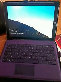 Microsoft Surface Pro 3 (like new condition)