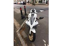 Yamaha yzf r125 registered 2014 4900 miles