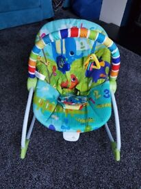 Bright Starts Baby Rocker/Bouncer