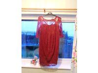Stunning Kate Thomas maternity dress size 14