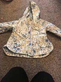 9-12 months girls next coat