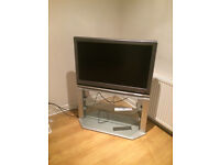 "Toshiba 37"" LCD HD TV - 37WLT58B - with stand and Built in Freeview"