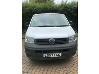 Volkswagen Transporter Van 2007 || LOW MILEAGE || FULL TAX & MOT || FOR SALE