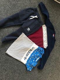 Adidas boys 7-8
