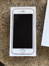 iPhone 6 Unlocked 16gb Gold Great Condition