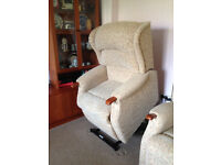 """""""Celebrity"""" electric recliner chairs"""