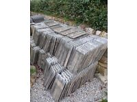 Barnstaple Roofing Tiles x 500 only 50p each