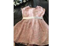 Baby girl 12/18m ted baker dress