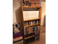 Pine Book Shelf