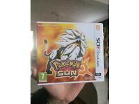 3ds pokemon sun game