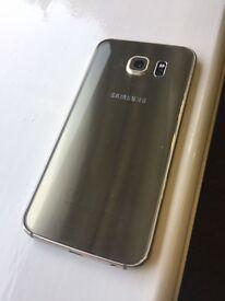 Samsung S6 32GB in Gold