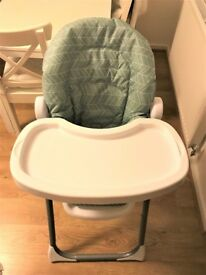 mamas & papas fully adjustable highchair
