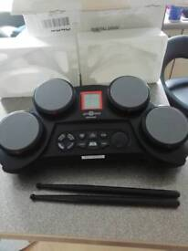 Electric Drum kit, New in box