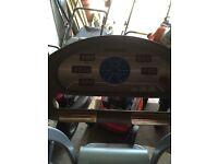 Electric running / treadmill