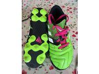 Adidas Football Boots - Children's size 12