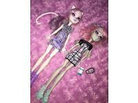 Monster High Ghoul Chat