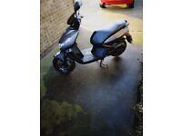 Peugeot Kisbee RS 50cc Moped 2013