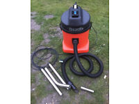 Henry numatic wv900-2 vacuum cleaner workshop valating dry builder free local delivery