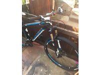 "Trek Cobia mens mountain bike 29"" wheels 17"" frame cube hydraulic disk brakes"