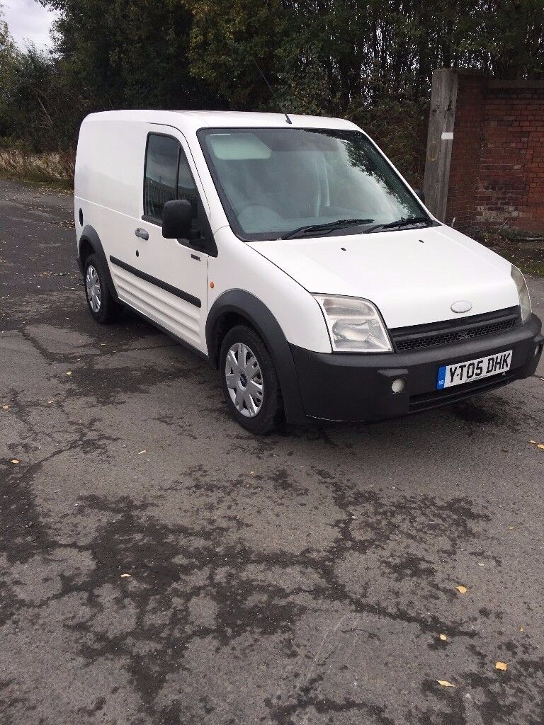 2005 Ford Transit Connect Factory 5 Seat Crew Van With Side Door