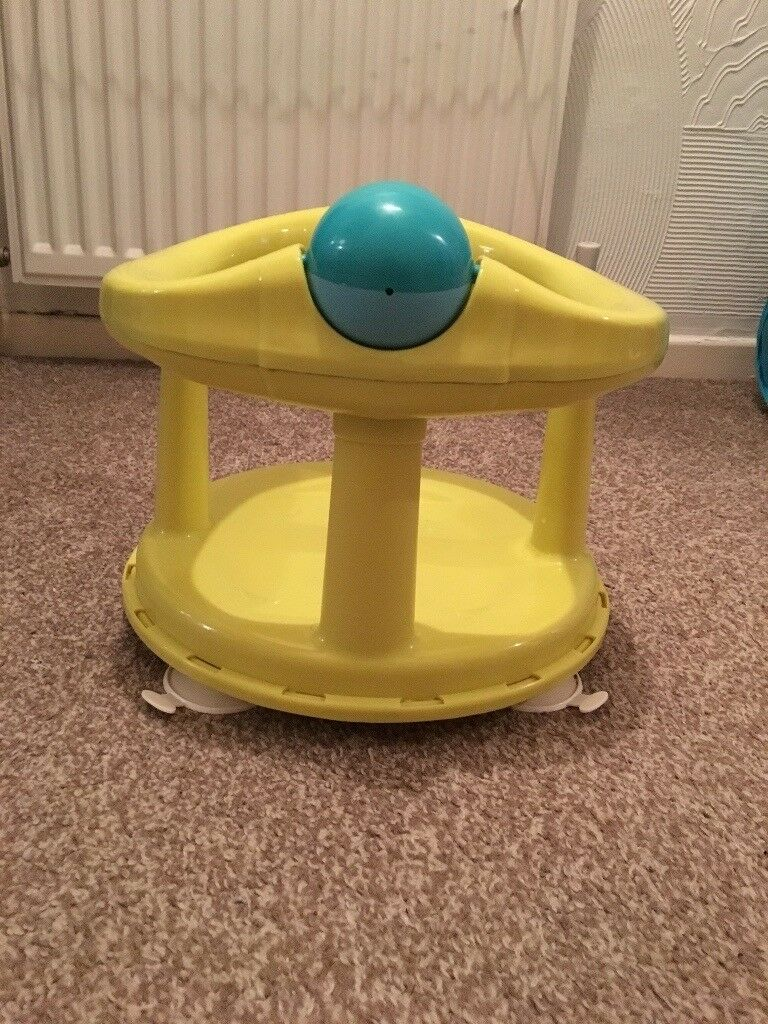 Baby swivel bath seat | in Plymouth, Devon | Gumtree