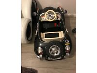 Kids rechargeable car
