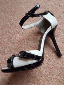 Karen Millen bag and shoes used