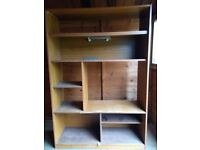SHELVING UNIT SUITABLE FOR SHED or GARAGE