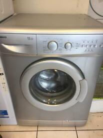 ✅Beko 6kg silver Washing machine can deliver
