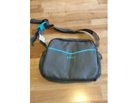 Used Tomy travel feeding chair and changing bag 2 in 1