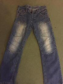 Selection of jeans w32 L32