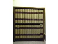 Encyclopaedia Britannica 24 volume 1963