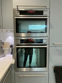 AEG Oven and Microwave