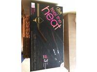 Brand New boxed Diva slim hair straighteners
