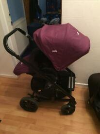 Pram/Buggy 3 in 1 for sale