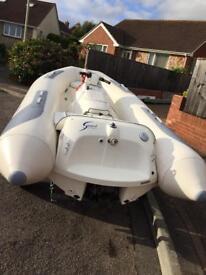 Avon Jet Boat / Tender /Rib /Dingy