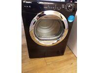 Candy 9KG Condenser Dryer - Black