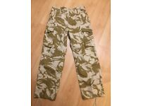 Army surplus - Desert combat trousers