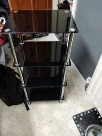 4tier glass unit great condition