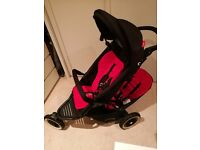 Phil and Teds Dot Double Buggy/Pram/Travel System
