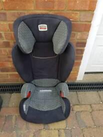 Britax isofix trendline car seat
