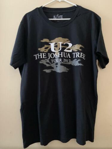U2 The Joshua Tree Tour 2017 Concert T-Shirt Men