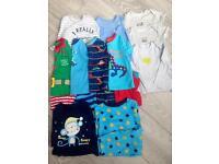 Boys vest and pj bundle 18-24 months
