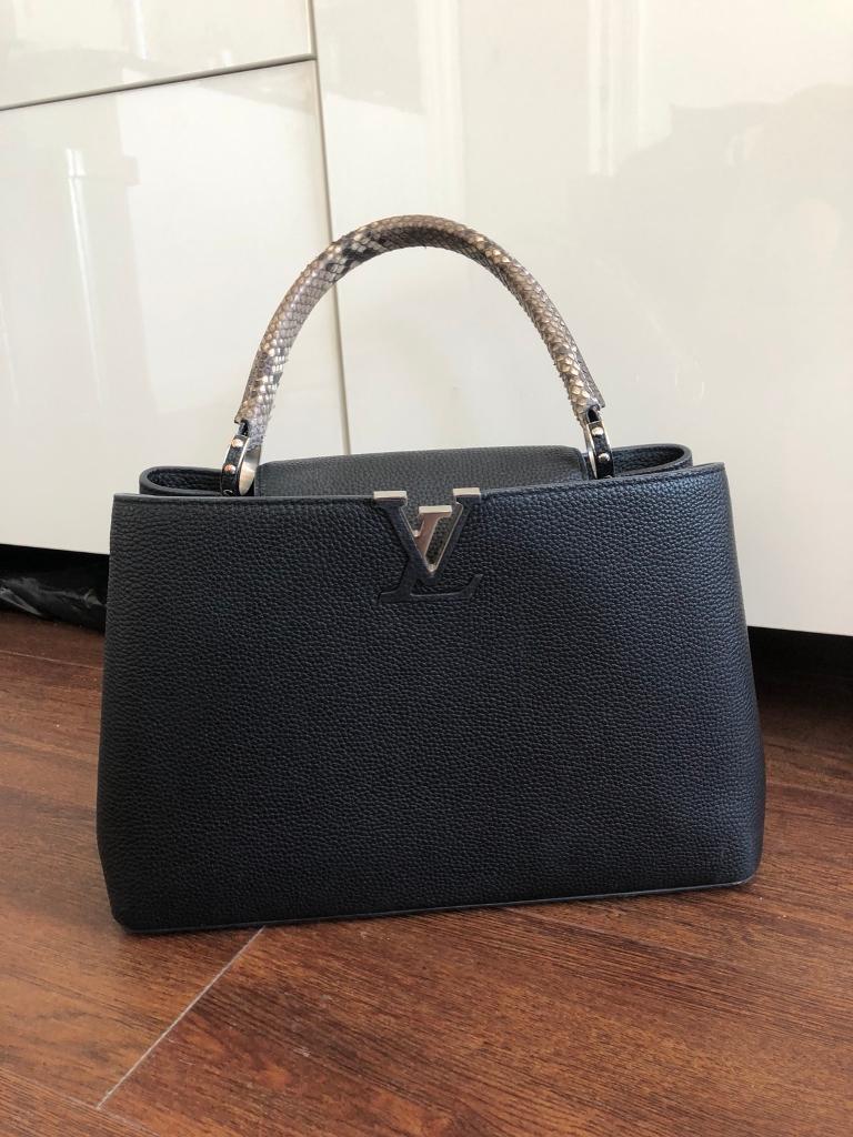 29cf267cd Louis Vuitton Capucines Bag | in St Johns Wood, London | Gumtree
