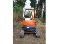 Kubota U20 Excavator