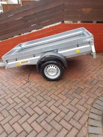 Brand new trailer 750kg single axle
