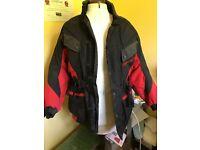 Spada Ladies Bike Jacket Size S, about UK size 12-14